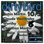 Dirtybird Pre-Lovefest party at The Mezzanine